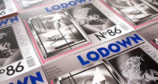 OUT NOW: LODOWN MAGAZINE #86